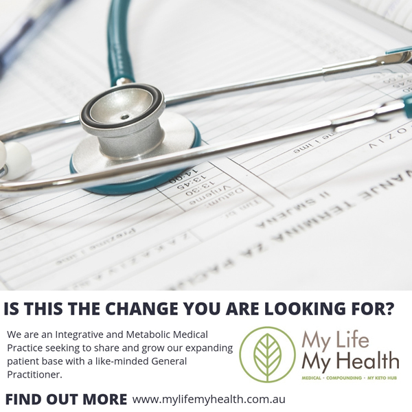 Are you looking for a change or a change in the way you are treating your patients?