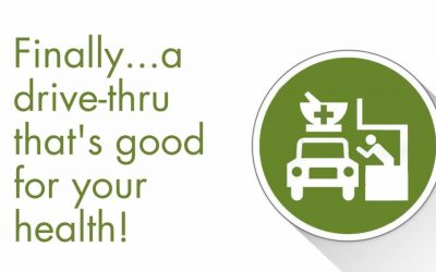 Finally a drive-thru that's good for your health