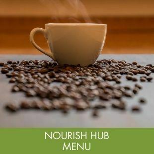 Nourish Hub Menu